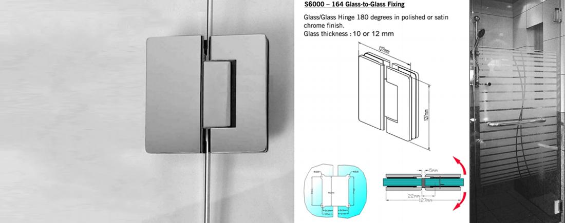 S6000 Shower Hinges Pt Cahaya Tritunggal Abadi